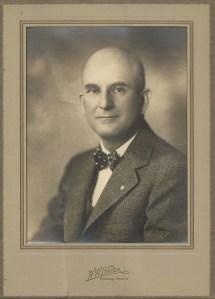 Dr. John Redd Hutcheson