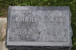 Harriet Clary Watkins, died Buffalo, Wyoming; 21 November 1925