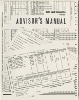 Advisor's Manual for the VT College of Arts & Sciences